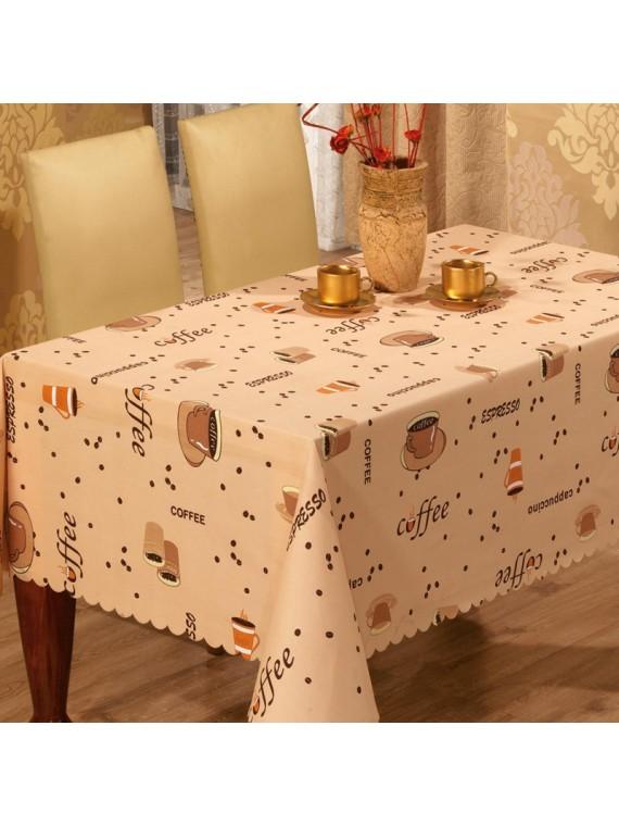 Prado ponje cofee stolnjak otporan na fleke 150x220