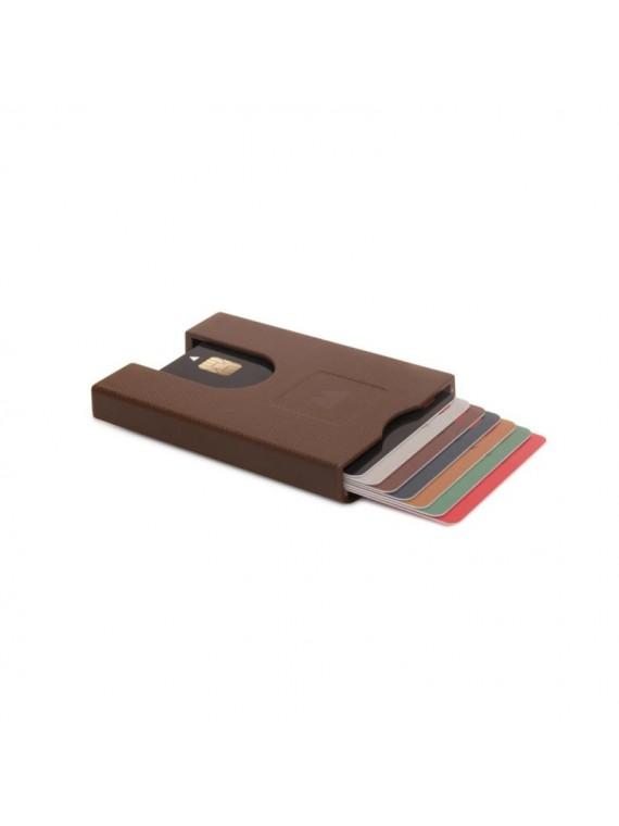 Novčanik Walter- Wallet za Kartice Smeđi