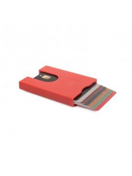 Novčanik Walter- Wallet za Kartice Crveni