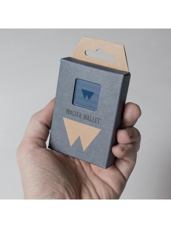 Novčanik Walter- Wallet za Kartice Plavi