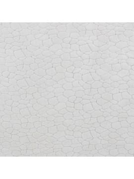 Prado Wellsoft prekrivač za tepihe Crack bijeli 160x230
