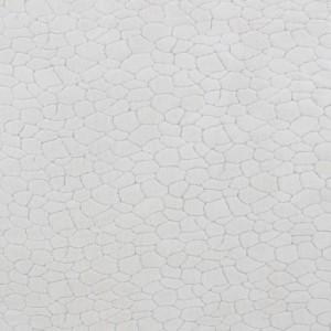 Prado Wellsoft Prekrivač za tepih Crack bijeli 160x230