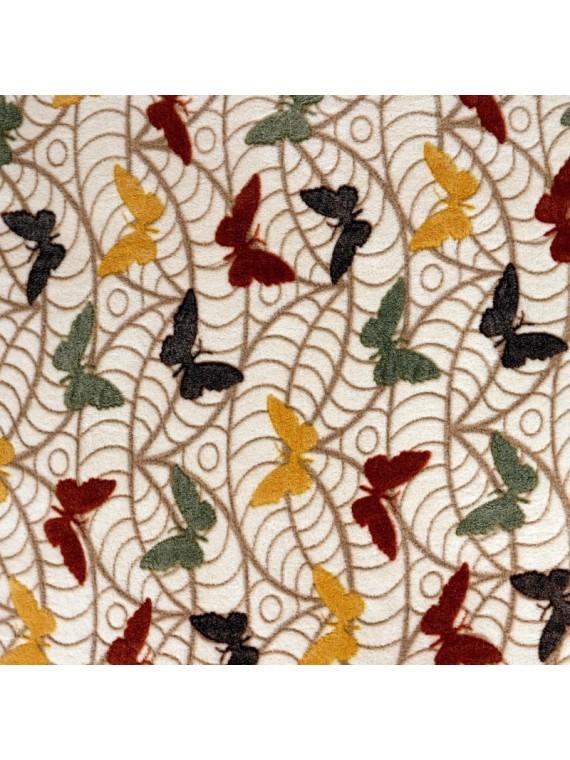 Prado  Wellsoft prekrivač za tepihe Kelebek150x230