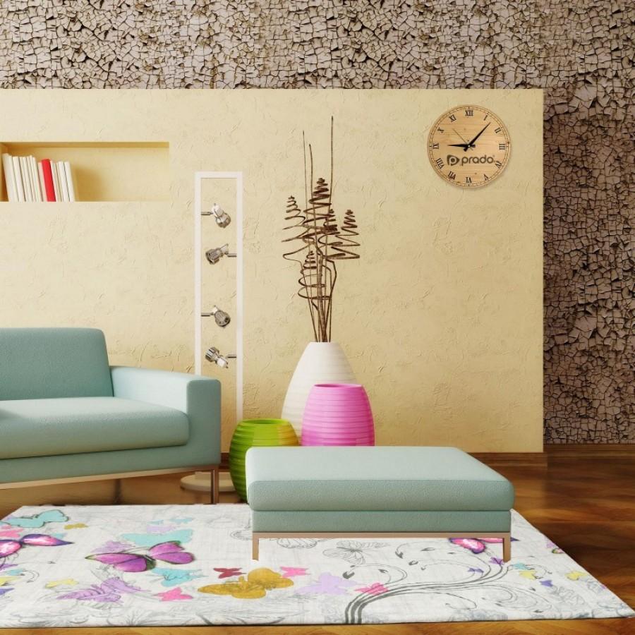 Wellsoft prekrivač za tepih sa printom Mariposa 200x300
