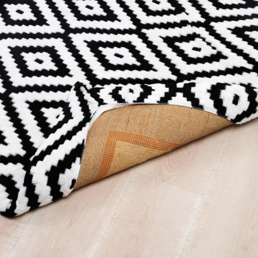 Prado Wellsoft prekrivač za tepih Motif  200x300