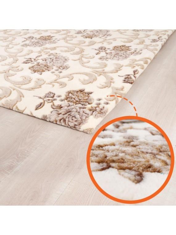 Prado  Wellsoft prekrivač za tepihe Leaf 200x300