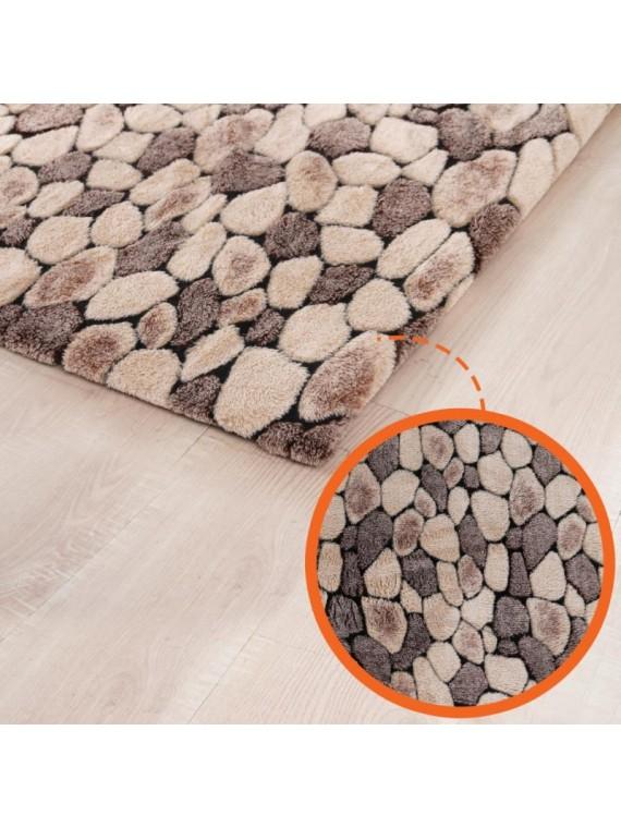 Prado Wellsoft prekrivač za tepih Stone 150X230