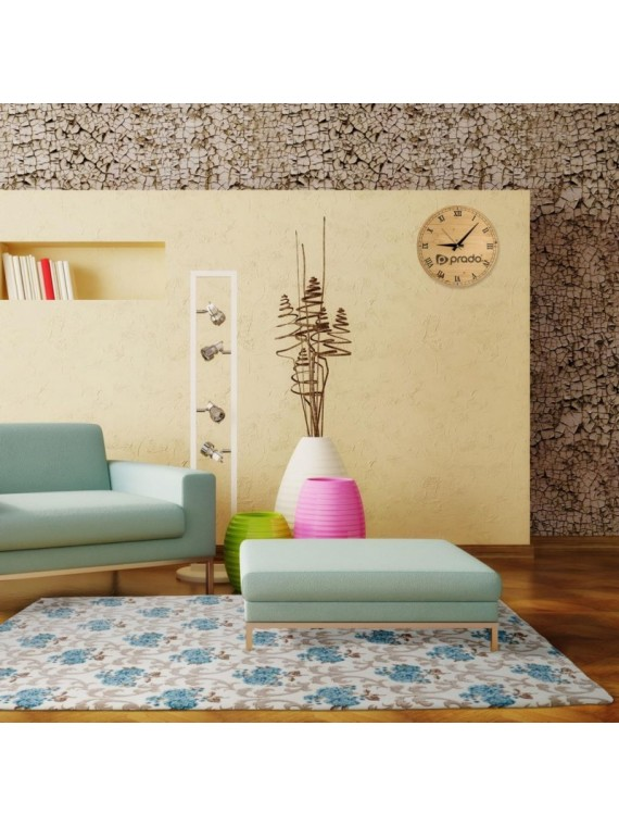 Prado Wellsoft Prekrivač za tepihe Flower 200x300