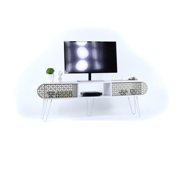Komoda za TV Illia (bijela)