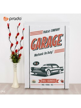 Platneni ormar za odjeću Elit Garage