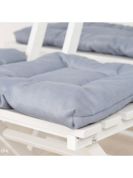 Podmetači za stolice i klupu - Poklon (siva)