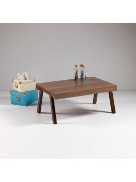 Prado klupski stol Flora boja oraha-boja oraha