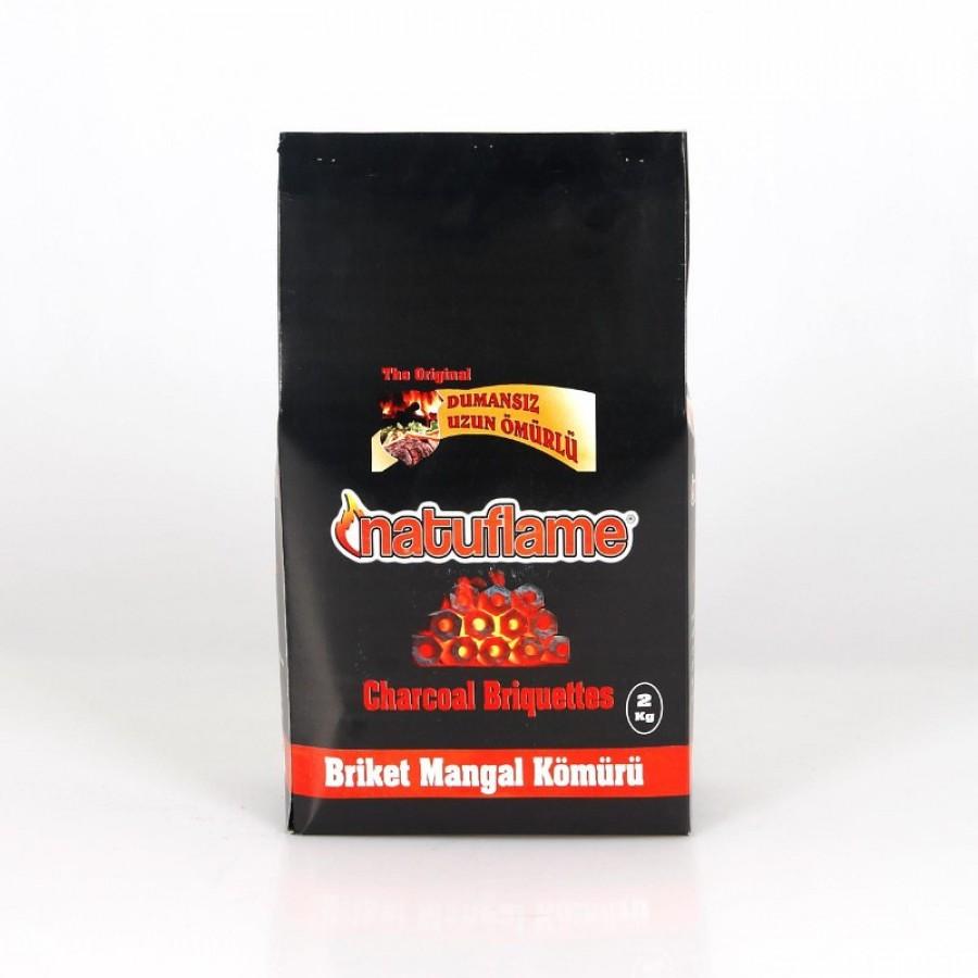 Prado Natuflame Briket-Ugalj za roštilj (2kg)