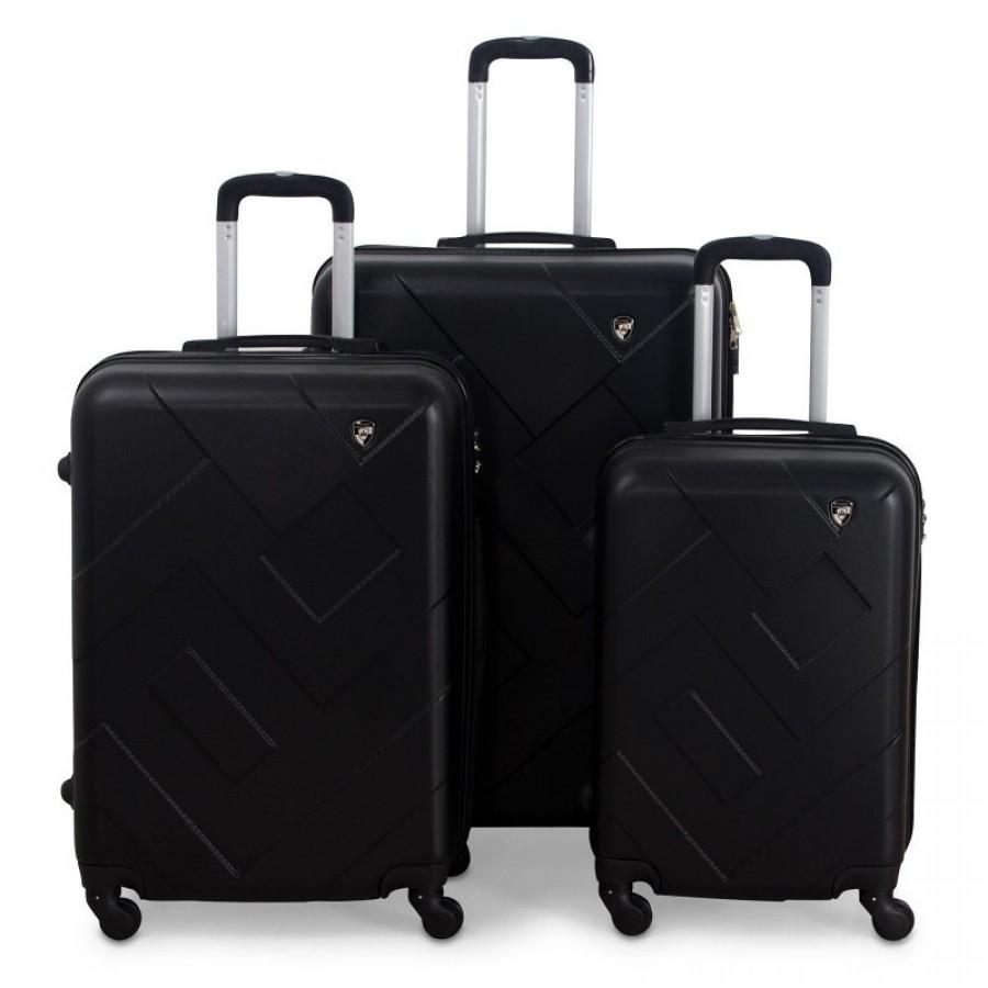 Putni kofer Malp ABS Citadel crni (srednji)