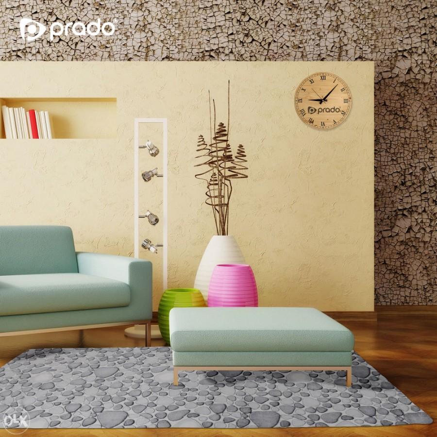 Prado  Wellsoft Prekrivač za tepihe Pebble 200X300