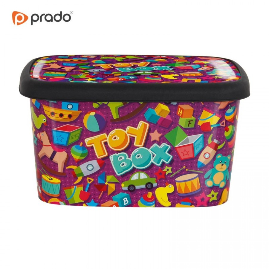 Plastična kutija Toy box (srednja)