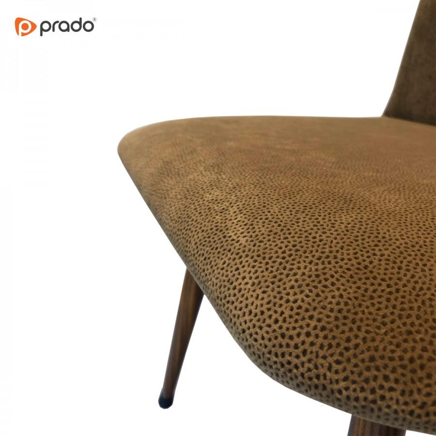 Trpezarijska stolica Nehir 66 smeđa