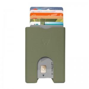 Novčanik Walter- Wallet Za Kartice Aluminijski Olive