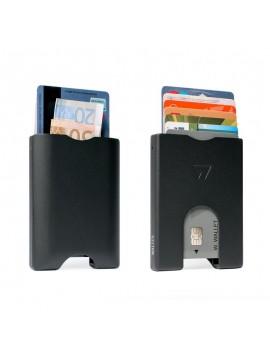 Novčanik Walter- Wallet Za Kartice Aluminijski Crni